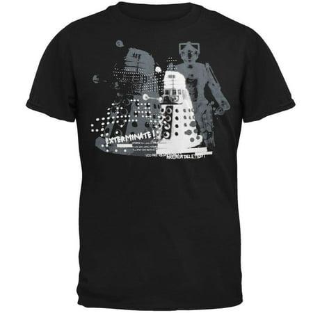- Doctor Who - Dalek & Gherman Overlap T-Shirt