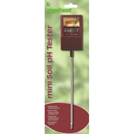 Luster Leaf 1815 Mini Soil pH - Luster Leaf Link