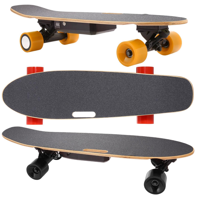 Hifashion Electric Skateboard Penny Board with Remote Con...
