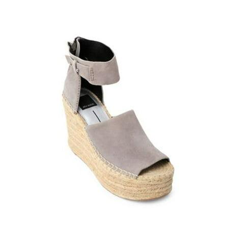 f4956c79bb6 Dolce Vita - Dolce Vita Straw Women s Platform Wedge Espadrille Sandals -  Walmart.com