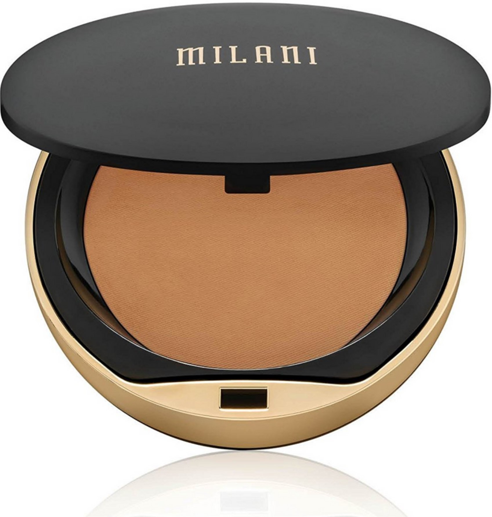 3 Pack - Milani Conceal + Perfect Shine-Proof Powder, [08] Medium Deep 0.42 oz