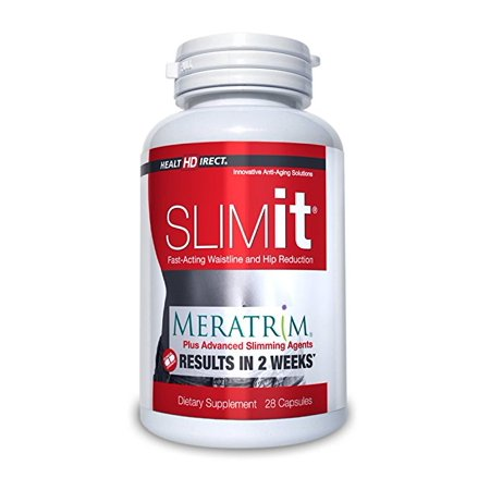 Health Direct - Slimit With Meratrim 28 Capsules ()