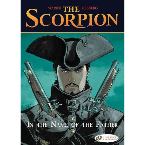 The Scorpion 5: In the Name of the Father