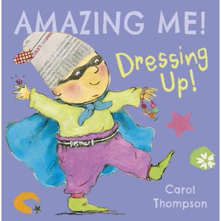Dressing Up (Board Book) - Dressing Up Fairies