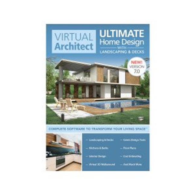 Virtual Architect Ult Home Design (Email Delivery)