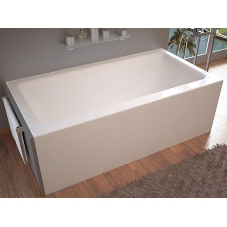 Venzi Madre, 32 x 60 Front Skirted Tub with Right Drain
