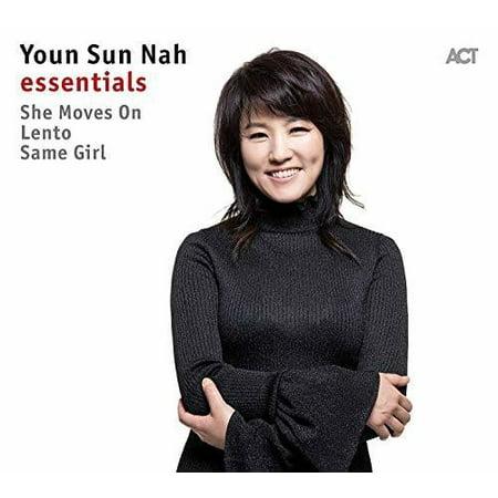 Youn Sun Nah Essentials (CD) ()