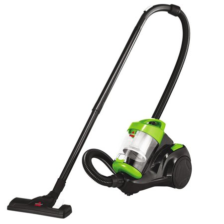Bissell 2156 Zing Bagged Canister Vacuum Green Walmart Com