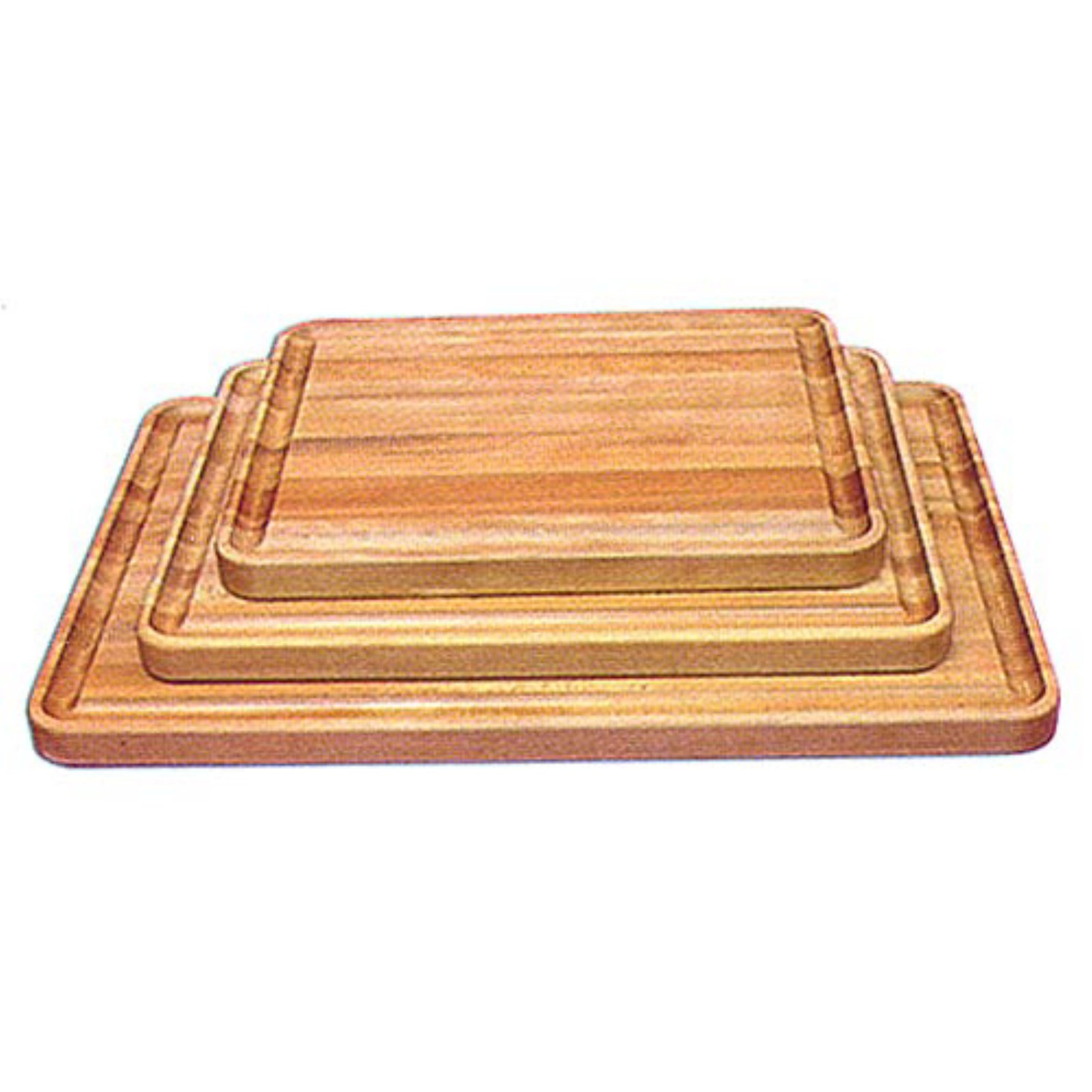 Professional Cutting Board with Juice Groove