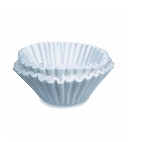 Click here to buy Bunn Home Brewer Coffee Filter Biodegradable 250   Box White (BCF250) by Bunn.