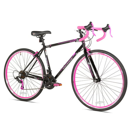 Susan G Komen 700c Courage Road Women's Bike, Pink/Black, For Height Sizes 5'4