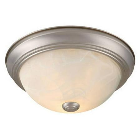 Vaxcel Lighting Builder Twin Packs CC45311 Flush Mount Light ()