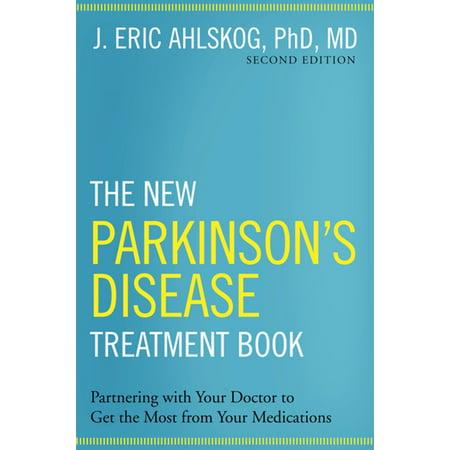The New Parkinson's Disease Treatment Book - (Best Balance Exercises For Parkinson's Disease)