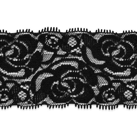 Fancy Lace Trim - Expo Int'l 5 Yards of Breanna 2 1/4