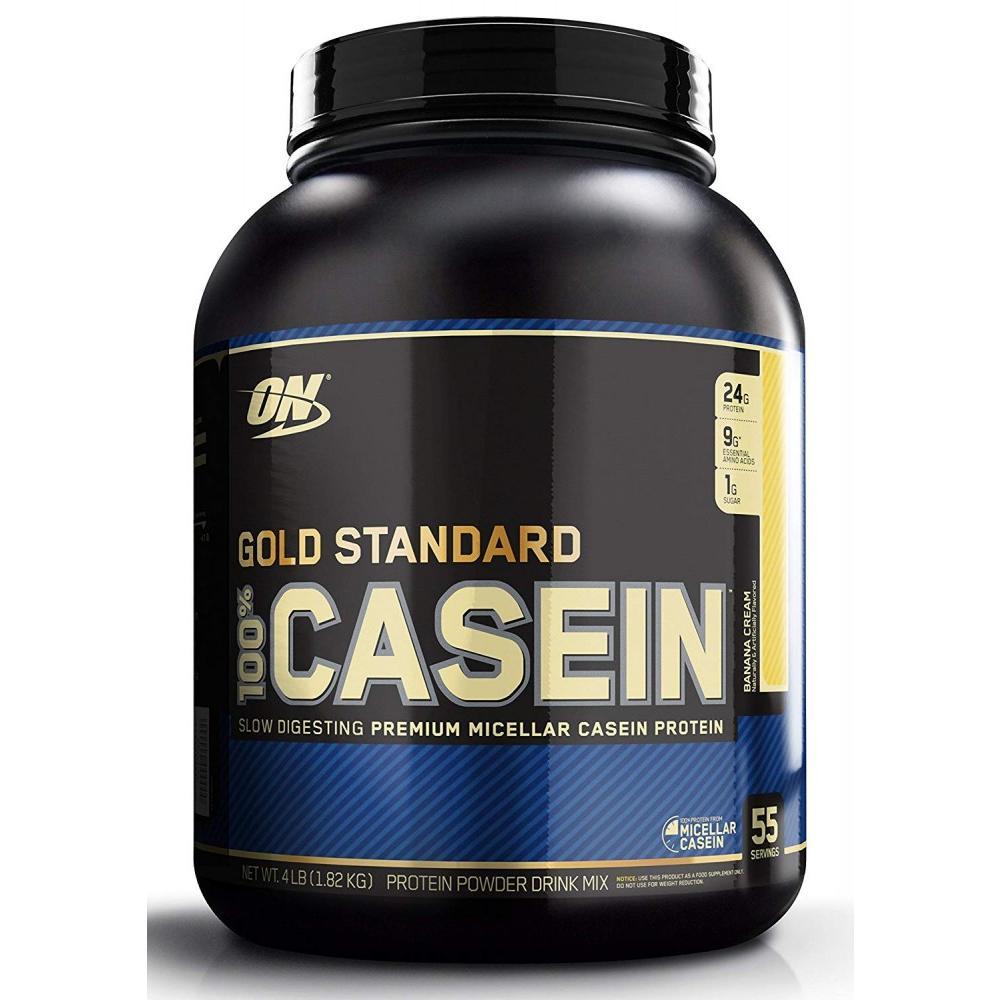 Casein Protein, Banana Cream