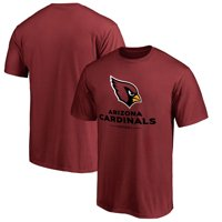 974fdc73b651 Product Image Arizona Cardinals NFL Pro Line Team Lockup T-Shirt - Cardinal
