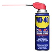 WD-40 490057 Smart Straw 12 oz Aerosol Spray Lubricant - 2 Pack