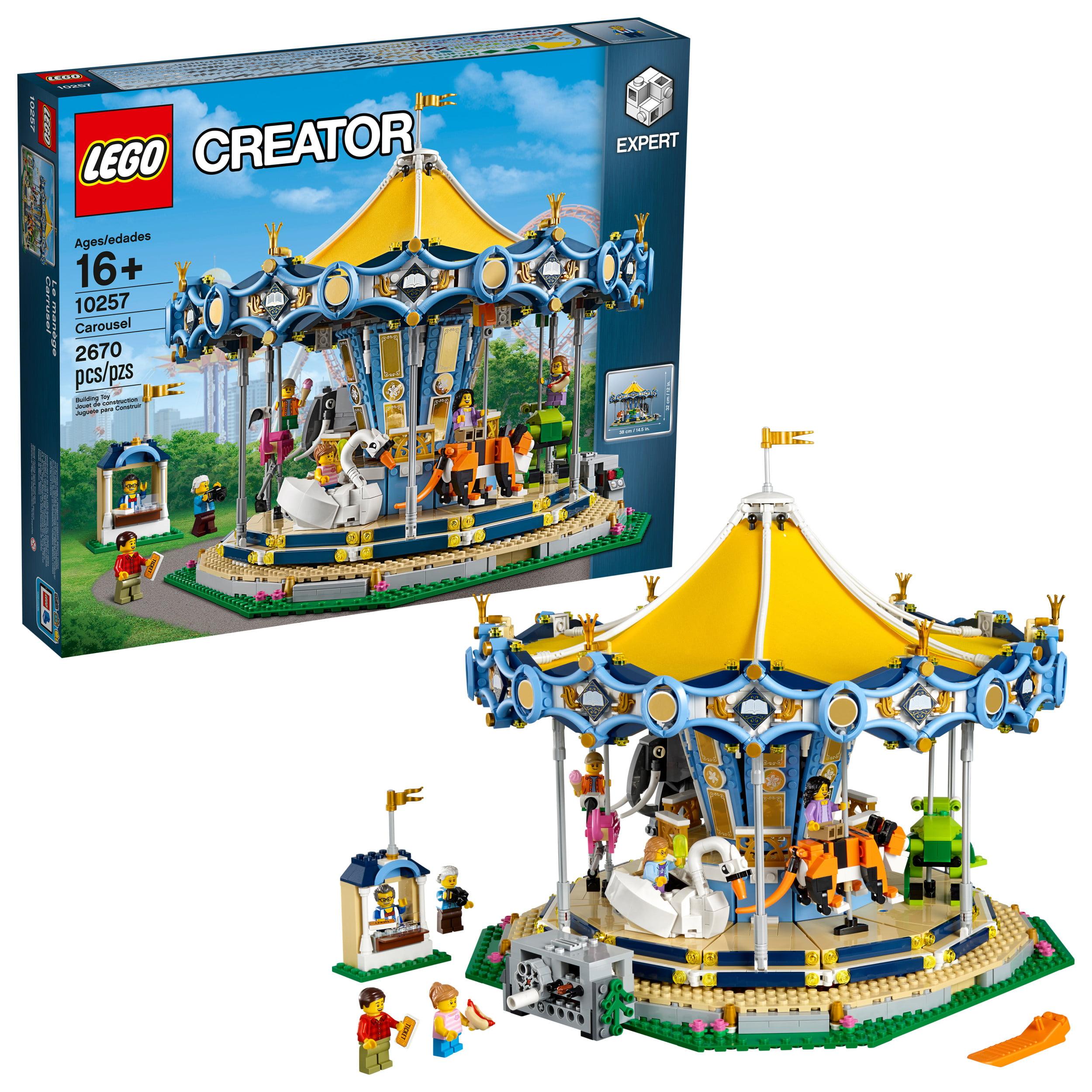 Lego Creator Expert Carousel 10257 by LEGO System Inc