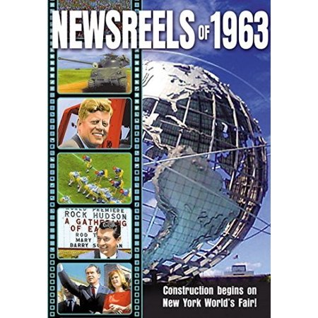 Newsreels of 1963: Volume 1 (DVD)