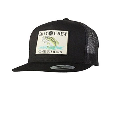 9b5f7d7dd25 Salty Crew - Salty Crew male Big Mouth Patched Trucker Hat ...
