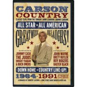 Johnny Carson: Carson Country by