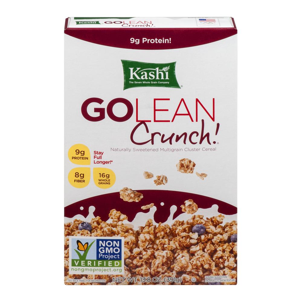 Kashi�� GOLEAN Crunch!�� Cereal 13.8 oz. Box