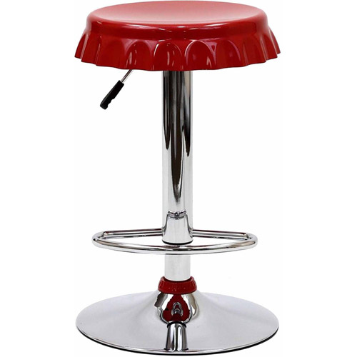 Modway Soda Barstool, Multiple Colors