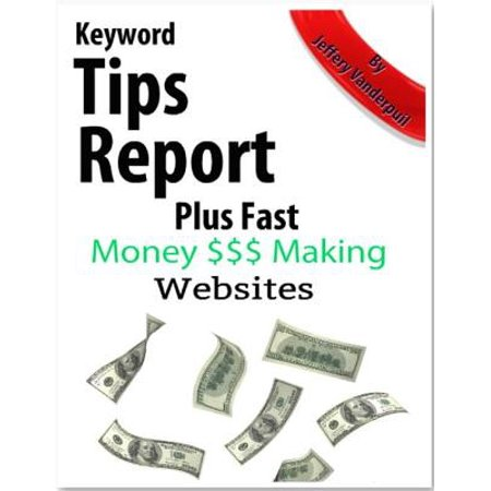 Keyword Tips Report Plus Fast Money Making Websites - eBook (Sonnenbrillen Online Website)