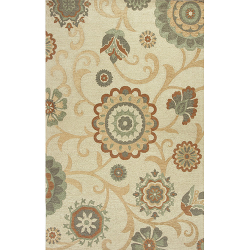 KAS Rugs Mulberry Natural Area Rug