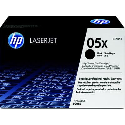 HP 05X High Yield Black Original LaserJet Toner