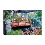 Sealed Country Bridge (6 ft. L x 3 ft. 32 in. H)