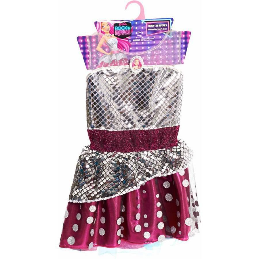 Barbie Rock N Royals Dress
