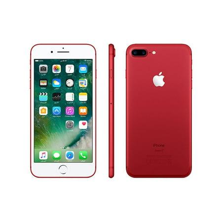 Apple Iphone 7 Plus, T-mobile, 128GB - Red