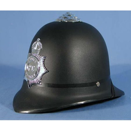 London Police Adult Costume Hat - G-a-y Halloween London