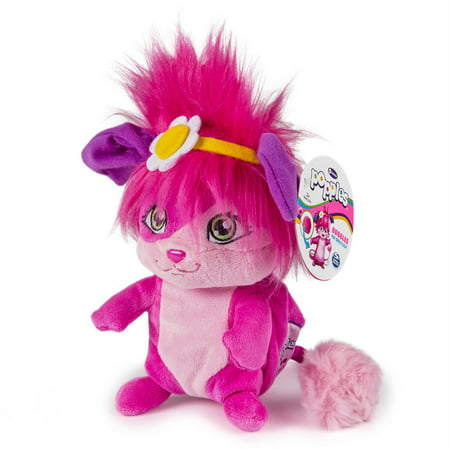 "Popples Pop-Open 8"" Plush, Bubbles"