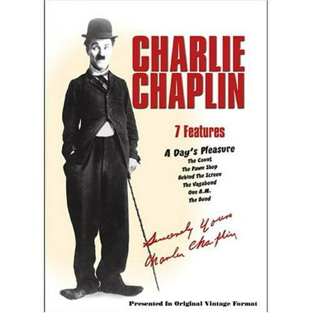 Charlie Chaplin Volume 5 (DVD) (Charlie Chaplin Costumes)