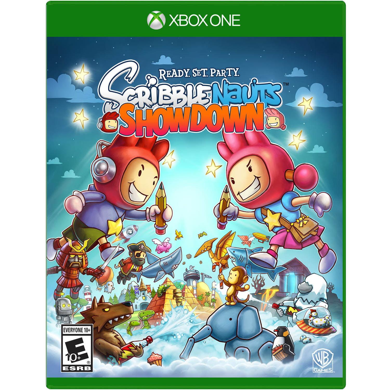 Scribblenauts Showdown, Warner Brothers, Xbox One, 883929632107