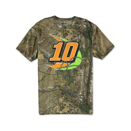 Nascar Mens Danica Patrick  10 Graphic T Shirt