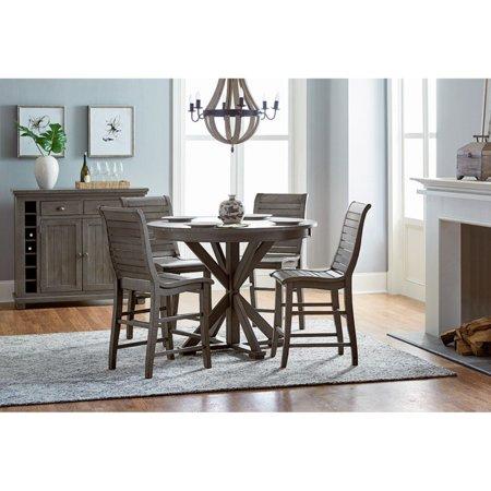 Progressive Furniture Willow Round Counter Table