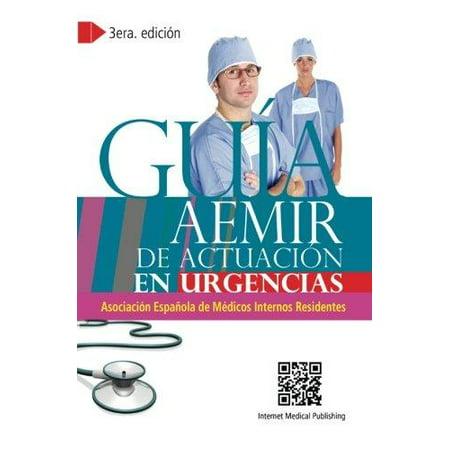 Guia Aemir de Actuacion En Urgencias - image 1 de 1