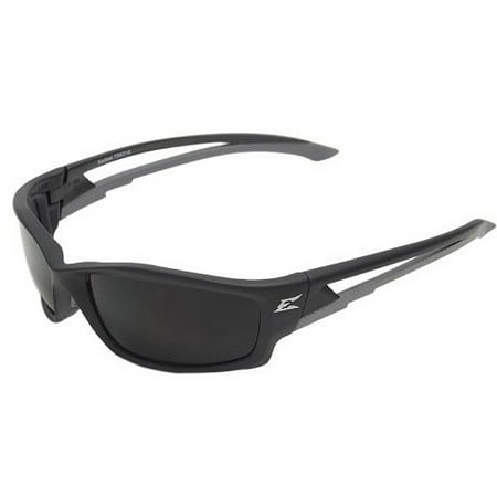 Edge Eyewear Kazbek Polarized Black Frame Sunglasses (Crap Eye Wear)