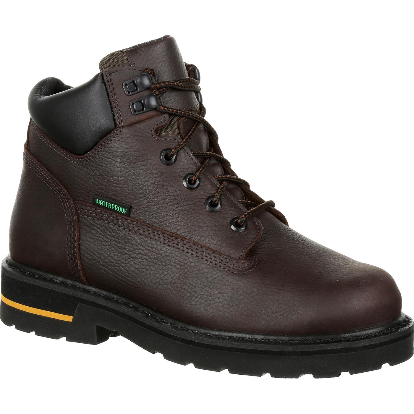 Georgia Boot Waterproof Work Boot