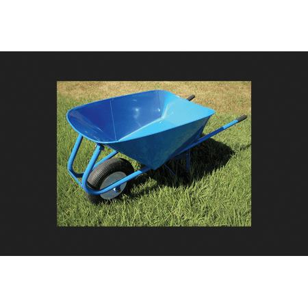 Miller 6294002 Wheelbarrow Tray, Steel, For 5 cu-ft Wheelbarrow