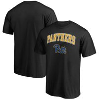 Pitt Panthers Fanatics Branded Campus T-Shirt - Black
