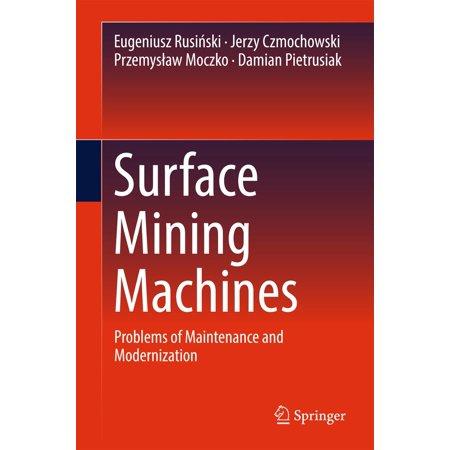 Surface Mining Machines - -