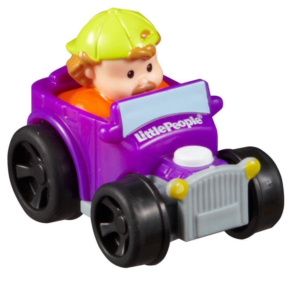 Little People Wheelies Hot Rod - Walmart.com