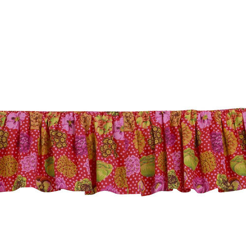 Cotton Tale Tula Bed Skirt