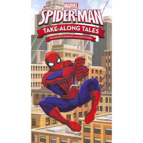 Spider-Man Take-Along Tales