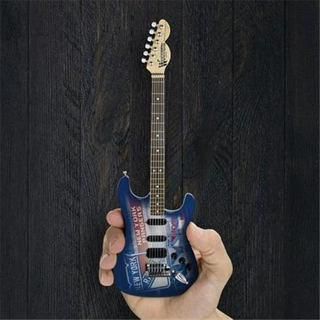 Woodrow Miniature Guitar, New York Rangers