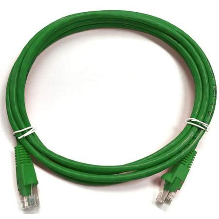 200' CAT5e (350 MHz) UTP Network Cable - Green - image 1 de 1